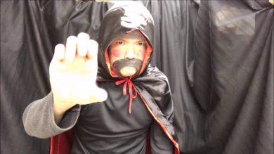 「エ(指文字)」(全国手話検定5級・手話技能検定7級)【手話クエスト レベル2】 ※字幕付き手話動画で読み取り練習できるゾヨ♪